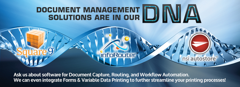 Century Business Soilutions has software for document capture, routing and workflow automation.